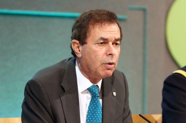 Minister Alan Joseph Shatter