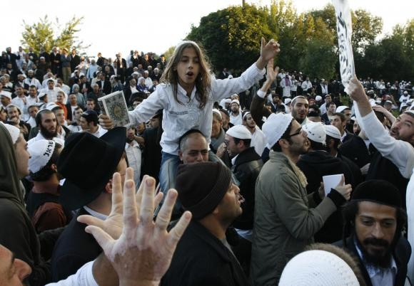 """""""Uman without Hasidim"""""""