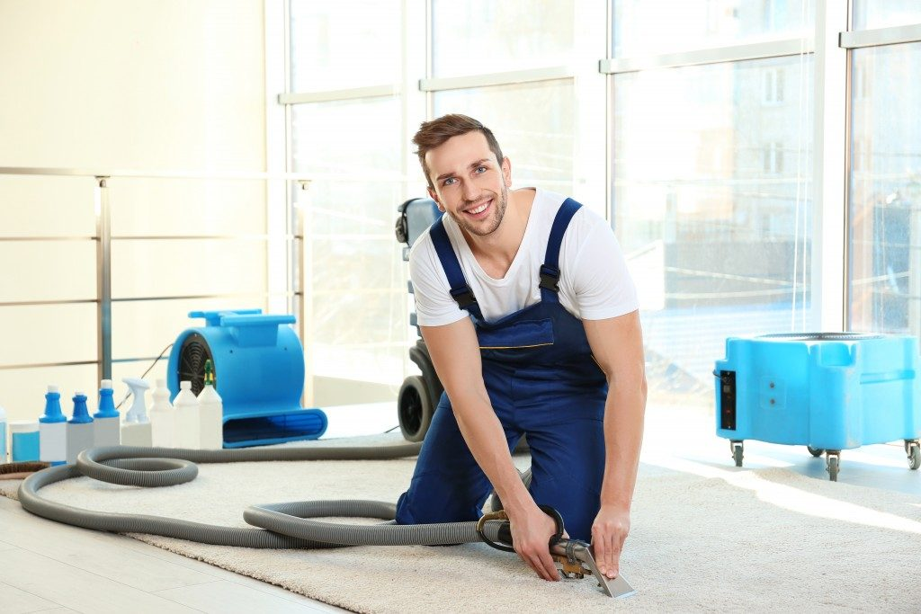 Professional cleaning service provider