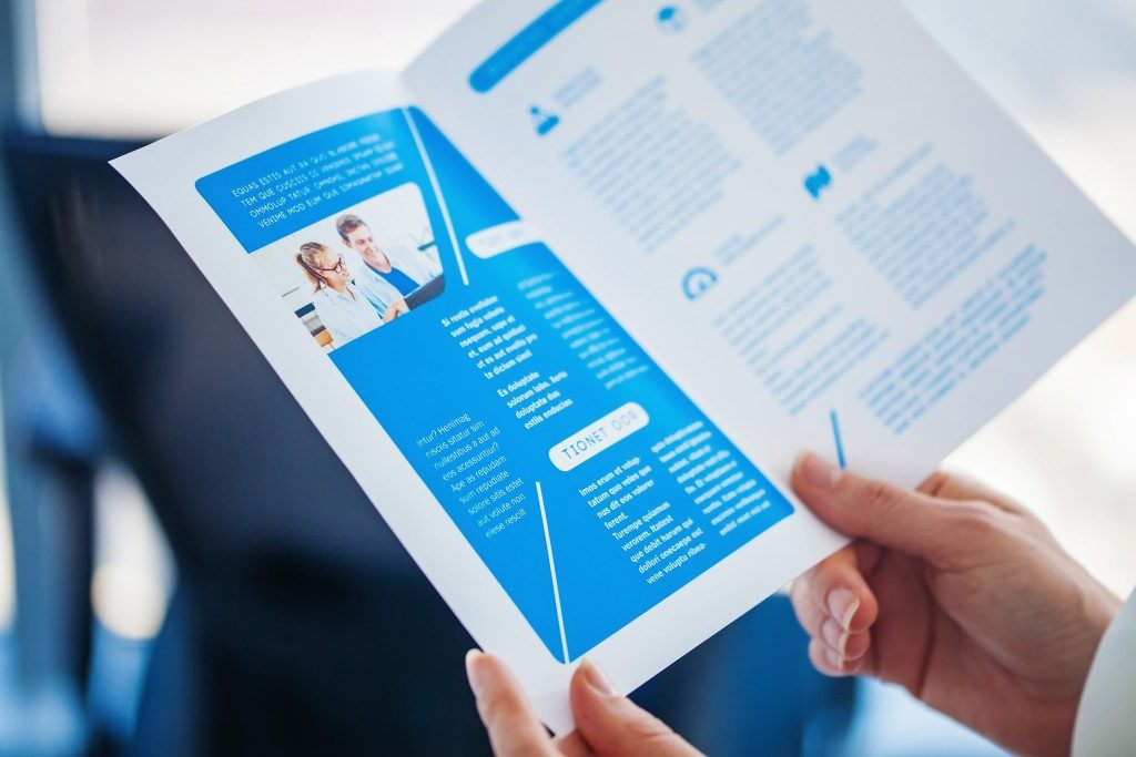 brochure designs for business