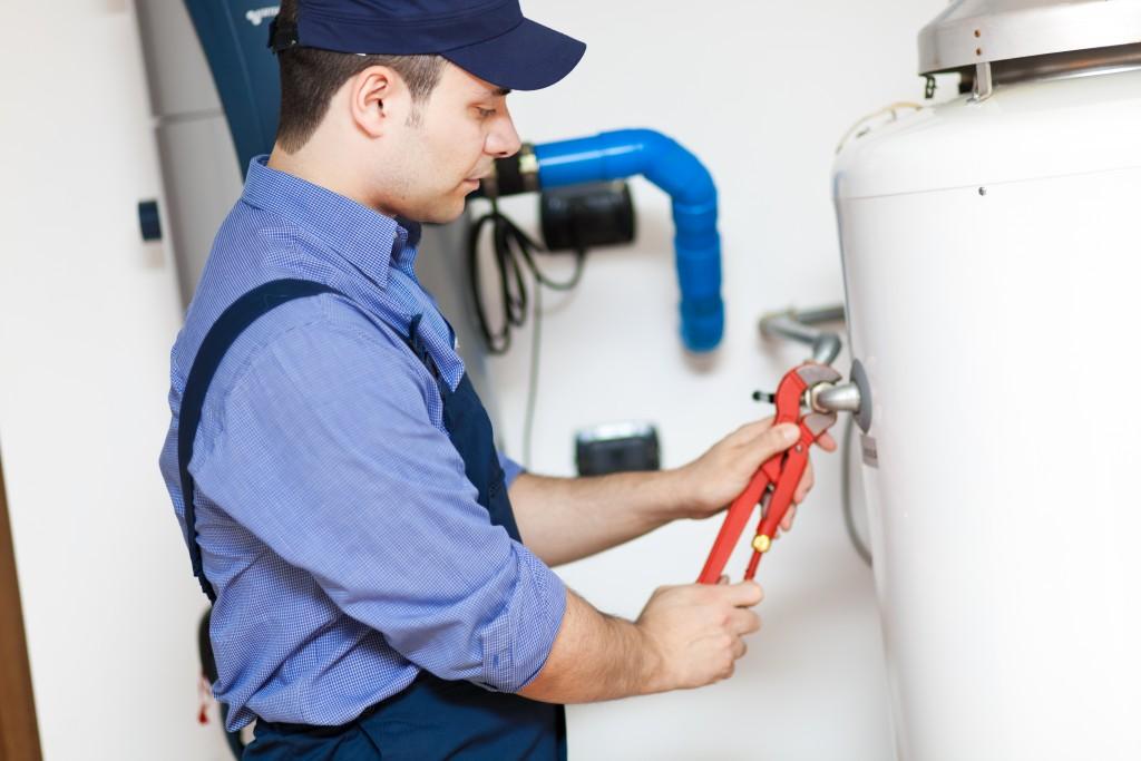 Fixing Industrial Heater
