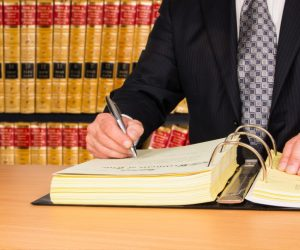 studying on being a paralegal