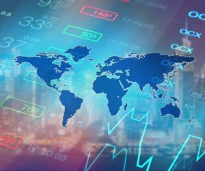 world economy concept