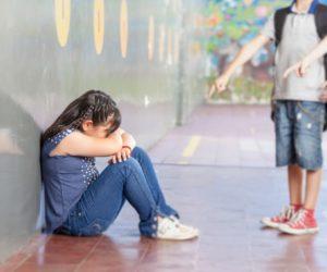 bullying a kid