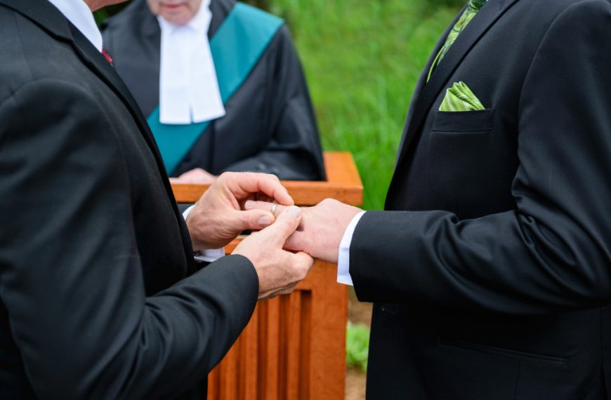 The Rights of Married Same-sex Couples